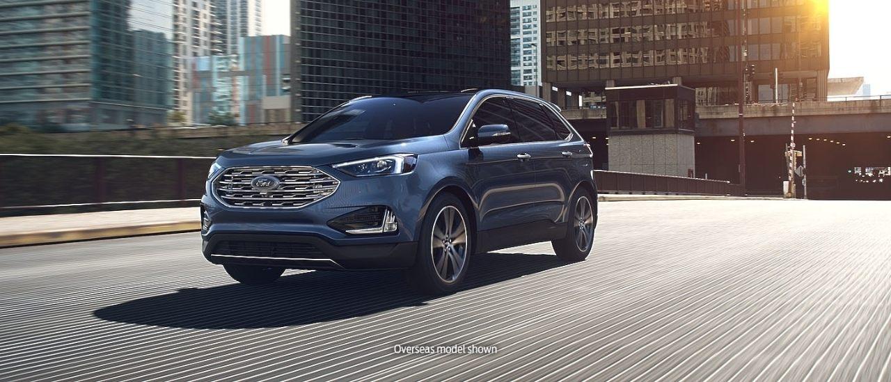 Ford Endura 360 view
