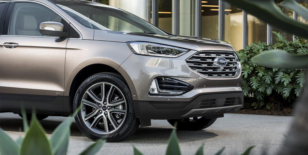 Ford Endura 2018, Premium Midsize SUV - Nova Ford