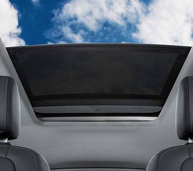 Power Opening Panoramic Roof