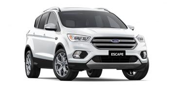Escape Titanium 2.0L EcoBoost Petrol AWD