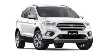 Escape Titanium 2.0L TDCi Diesel AWD