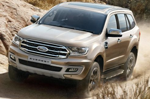 2019 Ford Everest - Courtney & Patterson Ford