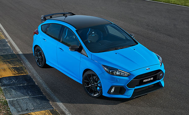 Focus RS Limited Edition Bold looks