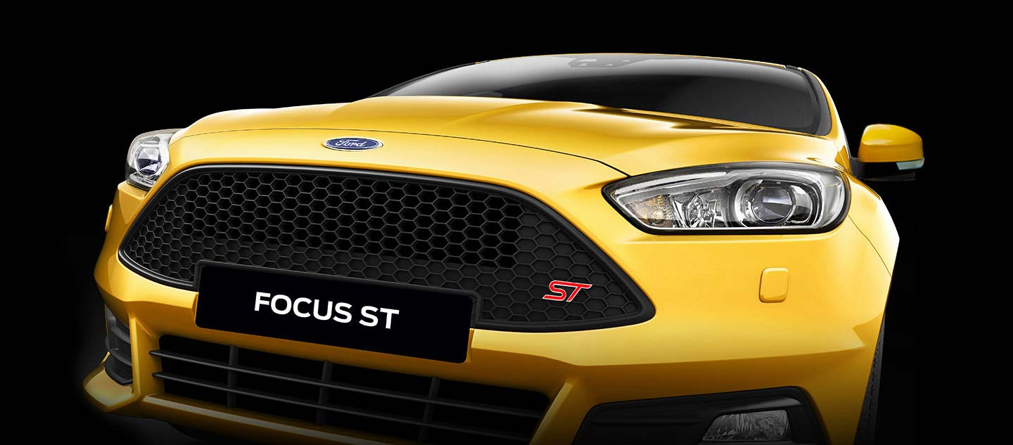 Focus ST Sizzling Hot Design
