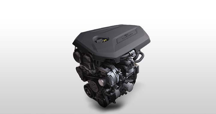 Eco Boost Petrol Engine