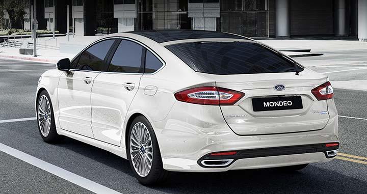 Mondeo Auto Start-Stop