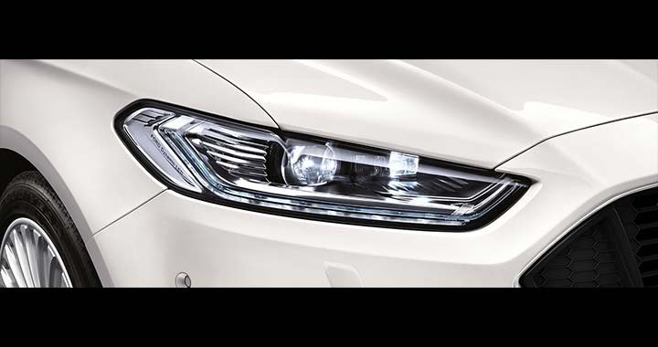 Mondeo LED headlamps