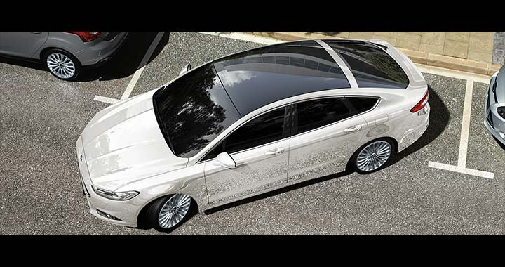 Mondeo Panoramic Roof