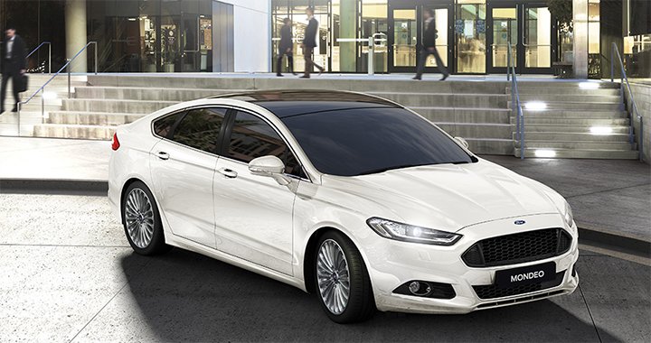 Mondeo Intuitive
