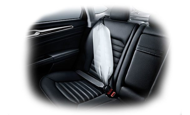 Mondeo Rear Inflatable Seat Belts