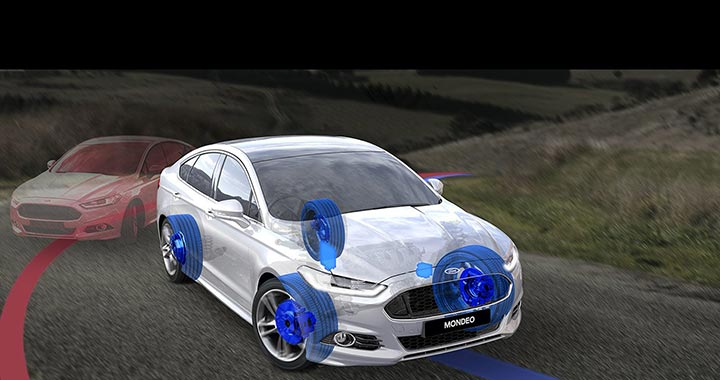 Mondeo Dynamic Stability Control