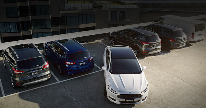 Mondeo Active Park Assist