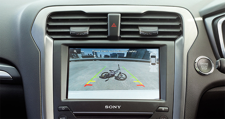 Mondeo Rear View Camera