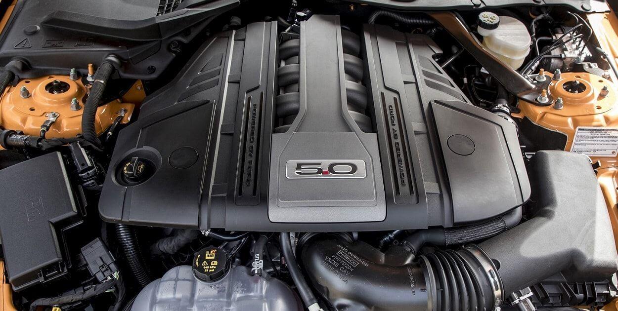 5.0L V8 Engine