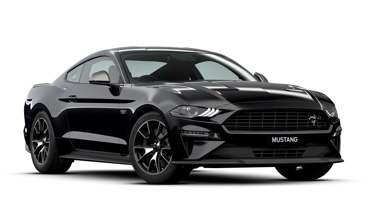 Mustang - Geraldton Ford