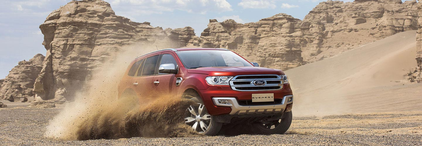 A Capable SUV Ready To Take On Any Adventure