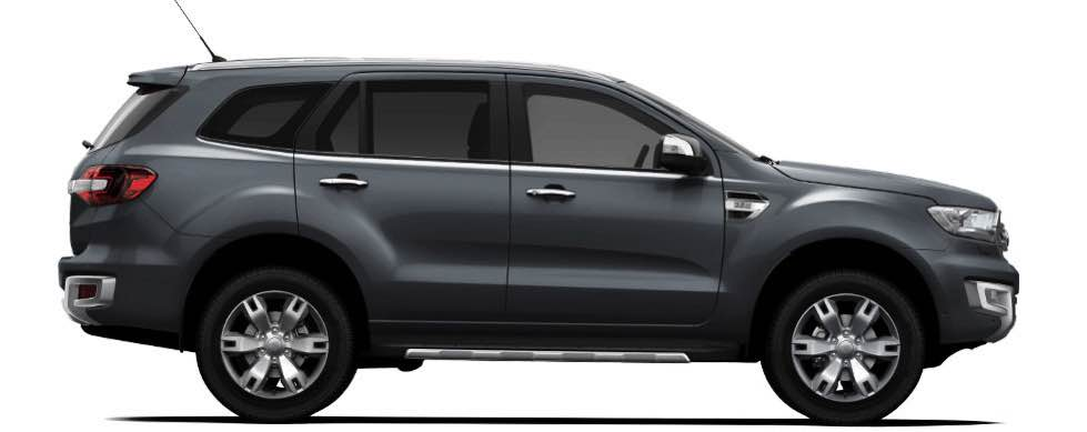 Ford Everest Cool White >> Everest - Muir Ford - Manjimup - WA
