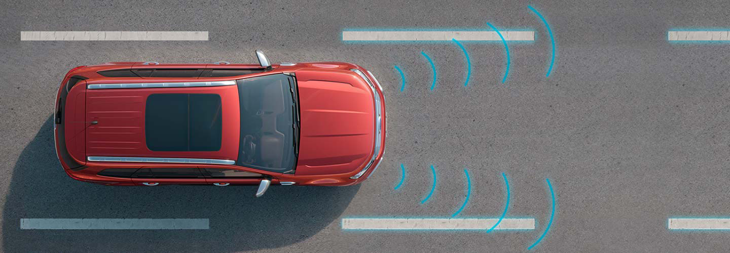 Adaptive Cruise Control With Collision Warning