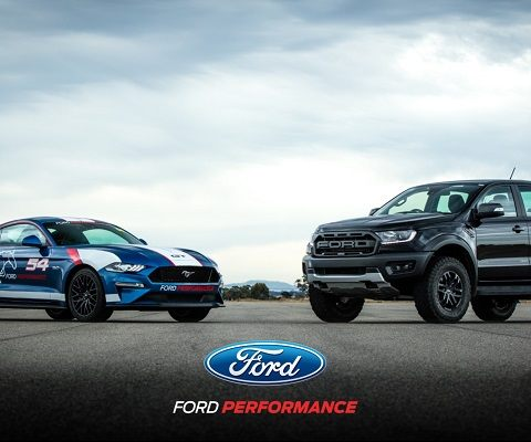 Ford Performance Banner