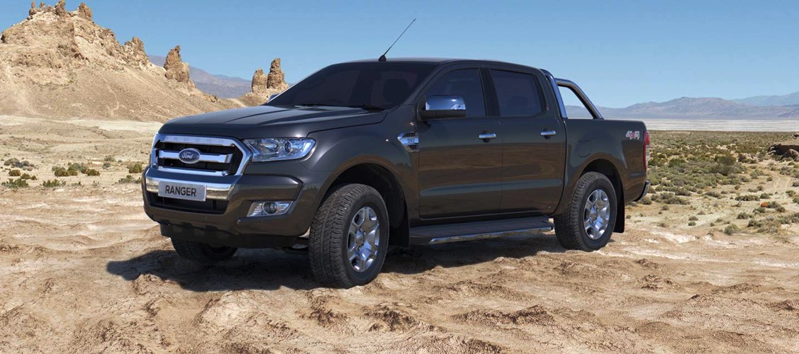 Ford Ranger 360 view