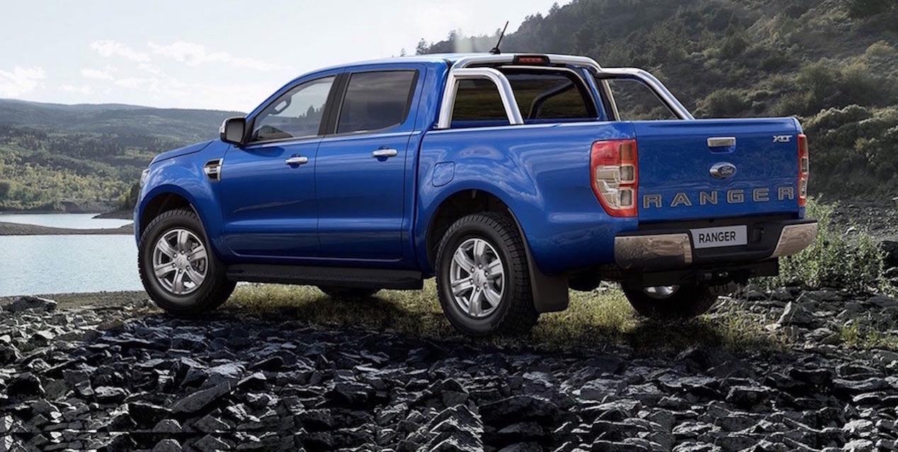 Ford Ranger 2019 Total capability
