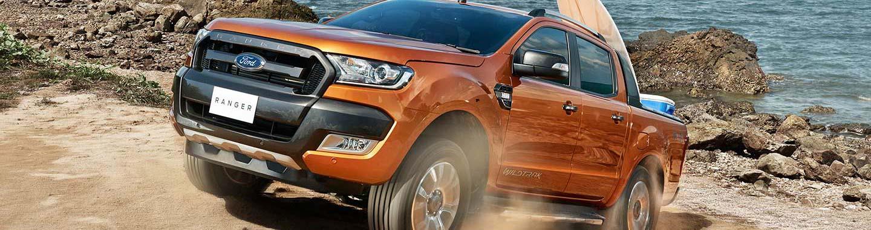 Ford Ranger Total capability