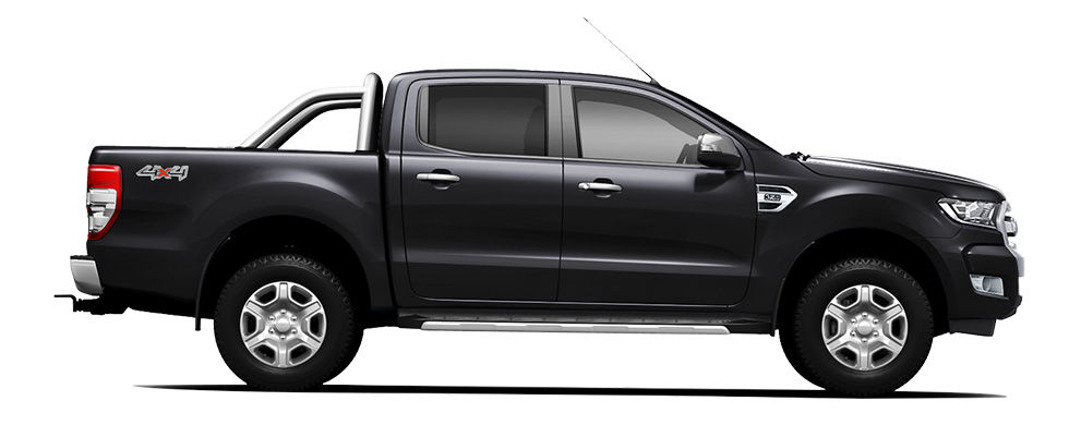 Ford Ranger Shadow Black