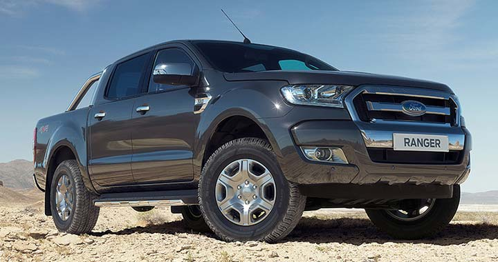 Ford Ranger Smooth