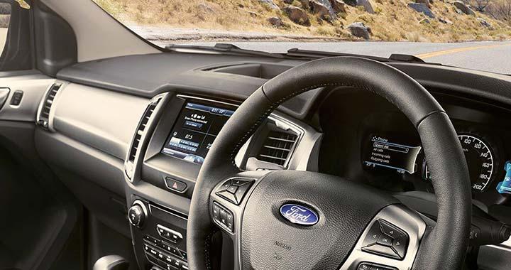 Ford Ranger EPAS
