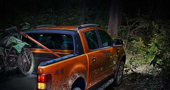 Ford Ranger Power Up