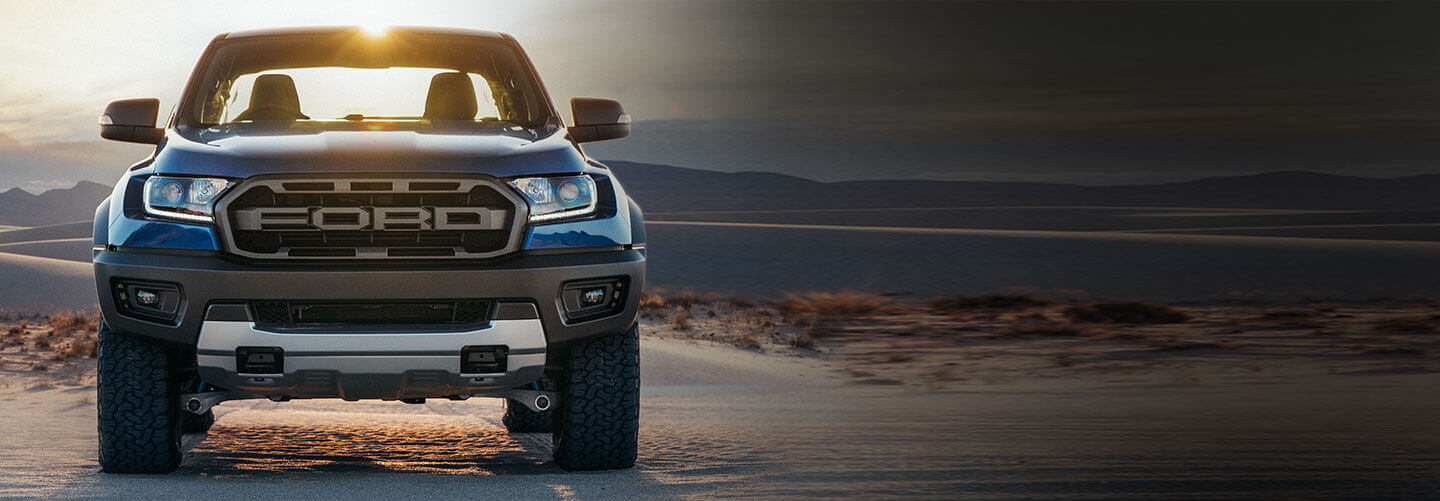 Ford Ranger Raptor Design