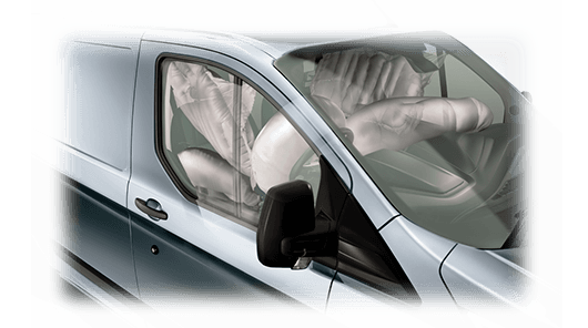Six Airbags Standard<sup>3</sup>