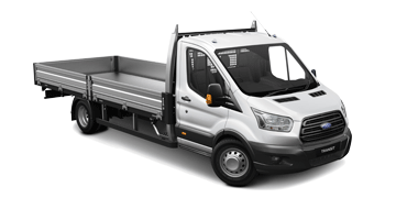 Transit 470E Single Cab Chassis