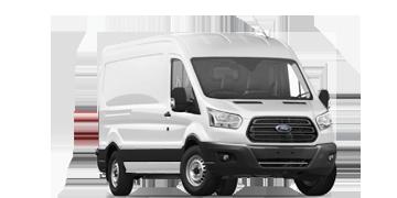 Transit 350 LWB FWD Van