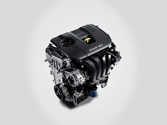 112 kW 2.0L petrol engine.