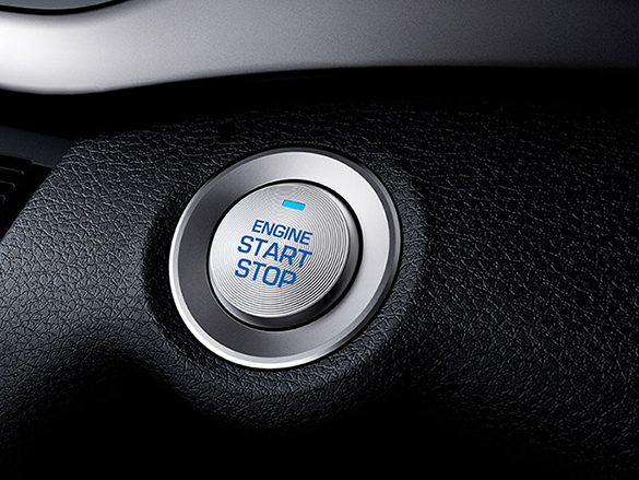 Keyless Entry And Push-button Start