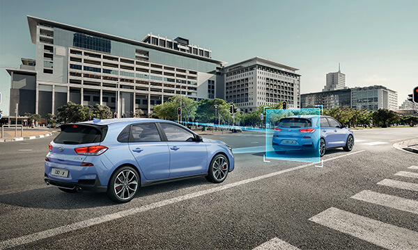 Forward Collision Warning (FCW) and Autonomous Emergency Braking (AEB).
