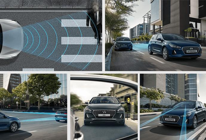 Hyundai SmartSense™.
