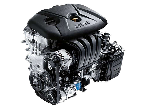 120 kW 2.0L petrol engine.