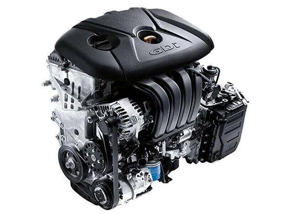 120 kW 2.0L petrol engine.