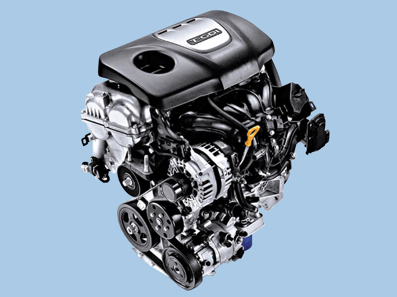 150 kW 1.6L turbo petrol engine.
