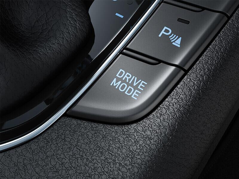 Drive mode select.