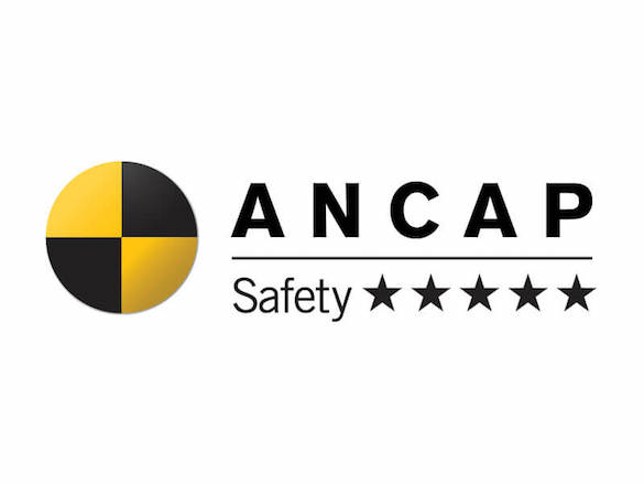 5 star ANCAP Safety.