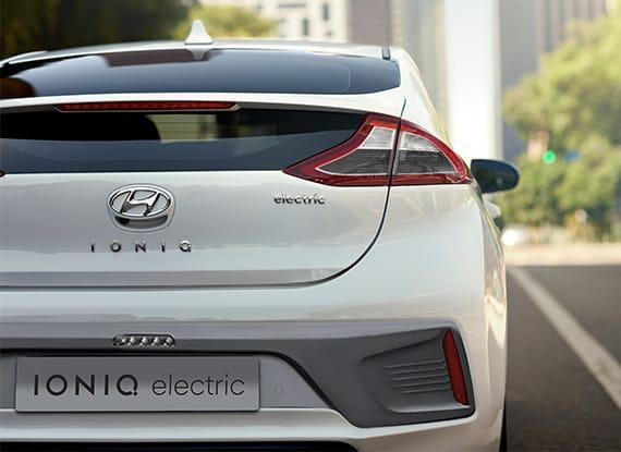 Hyundai IONIQ Electric Exterior