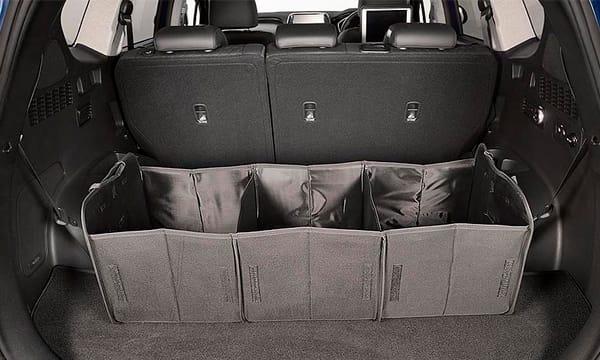 Cargo organiser.