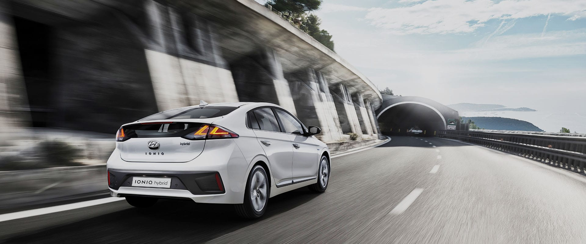 IONIQ Hybrid Performance