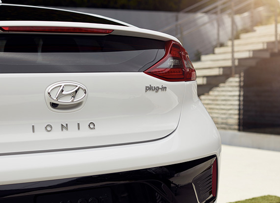 Hyundai IONIQ Plug-in Hybrid Exterior