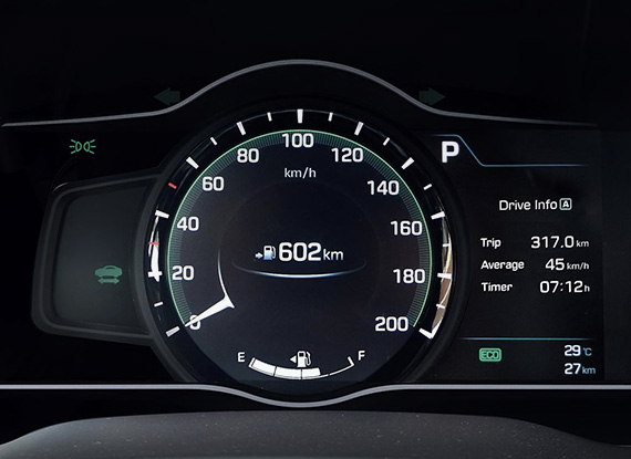 Hyundai IONIQ Hybrid Australia