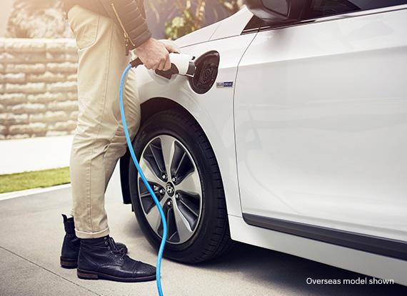 Hyundai IONIQ Plug-in Hybrid Australia