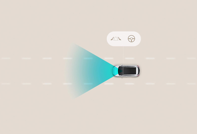 Blind-Spot Collision Warning (BCW).